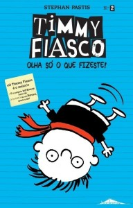 Timmy Fiasco, Sempre a meter água, Booksmile