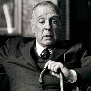 Jorge Luis Borges, Quetzal, Biblioteca pessoal