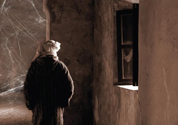 A casa da aranha, Paul Bowles, Fez, Quetzal