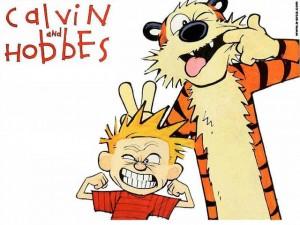 Calvin, Hobbes