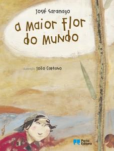 A maior flor do mundo, José Saramago, Porto Editora