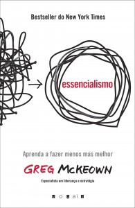 Vogais, Essencialismo, Greg McKeown