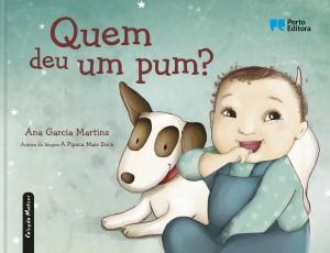 Ana Garcia Martins, Porto Editora, Quem deu um pum