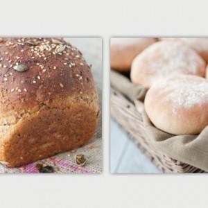 Círculo de Leitores, Receitas de pão caseiro, Ruth Clemens