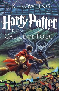 Editorial Presença, Harry Potter e o cálice de fogo, J. K. Rowling, Harry Potter