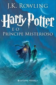 Editorial Presença, Harry Potter e o Príncipe Misterioso, J. K. Rowling