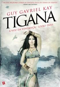 Saída de Emergência, Tigana, A voz da vingança, Guy Gavriel Kay
