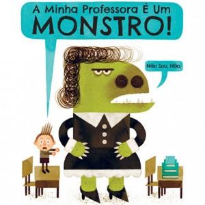 Orfeu Negro, A minha professora é um monstro!, Peter Brown