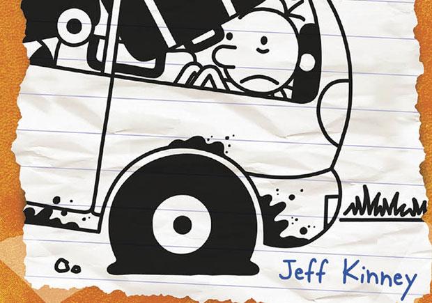 , Booksmile, O diário de um banana 9 – Assim vais longe, Jeff Kinney