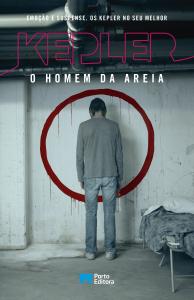 Porto Editora, O homem da areia, Lars Kepler