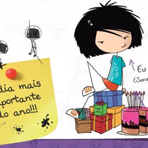 Booksmile, 75 conselhos para festejares o teu aniversário em grande, María Frisa