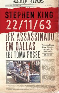 22/11/63, Stephen King, Bertrand Editora