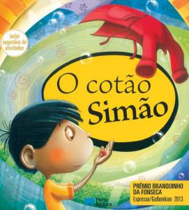 O Cotão Simão, Ana Rita Faustino, Porto Editora, Aurélie de Sousa