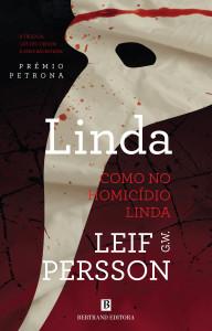 Linda – Como no Homicídio Linda, Bertrand Editora, Leif Persson