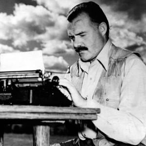 (Às voltas com a) Cronologia, Ernest Hemingway