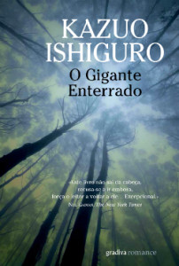 O Gigante Enterrado, Gradiva, Kazuo Ishiguro