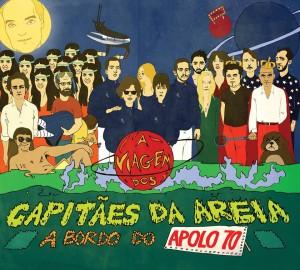 Amor Fúria, Os Capitães da Areia, A Viagem dos Capitães da Areia a Bordo do Apolo 70
