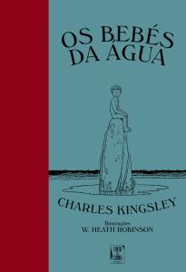 Os Bebés da Água, Tinta da China, Charles Kingsley