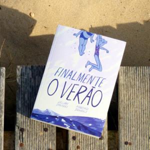 Finalmente o Verão, Planeta Tangerina, Jillian Tamaki, Mariko Tamaki