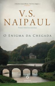 O Enigma da Chegada, Quetzal, V.S. Naipaul