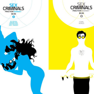Sex Criminals, Matt Fraction, Image Comics, Chip Zdarsky