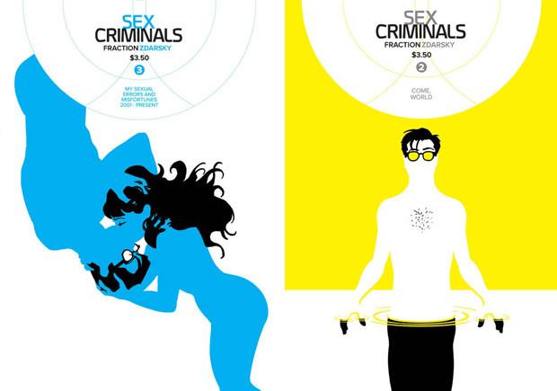 Sex Criminals, Matt Fraction, Image Comics, Chip Zdarsky