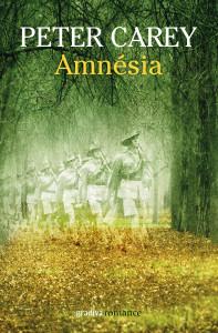 Gradiva, Peter Carey, Amnésia
