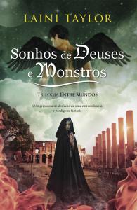 Sonhos de Deuses e Monstros, Porto Editora, Entre Mundos, Laini Taylor