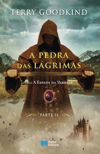 A Pedra das Lágrimas – Parte II, Porto Editora, Terry Goodkind