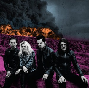 The Dead Weather, Discos, Dodge and Burn