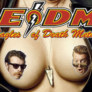 Eagles of Death Metal, Universal, Zipper Down
