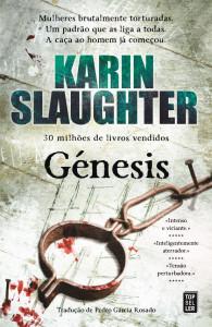 Génesis, Topseller, Karin Slaughter