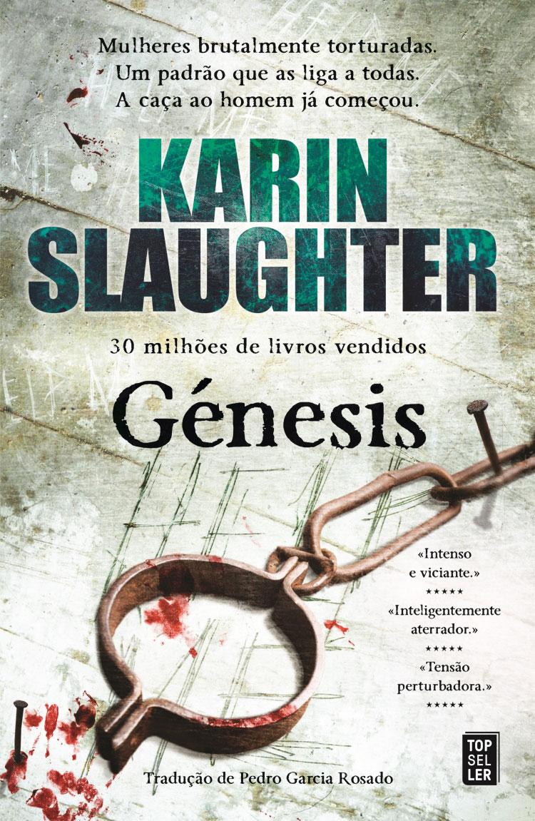Resultado de imagem para génesis karin slaughter crítica