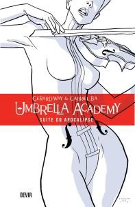The Umbrella Academy, Suite do Apocalipse, Gerard Way, Gabriel Bá, Devir, Dave Stewart