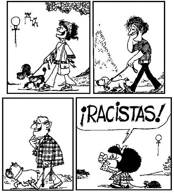 Mafalda, Os heróis também usam BI, Deus Me Livro, Quino