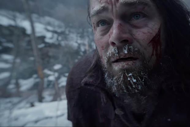 DiCaprio, The Revenant, Deus Me Livro