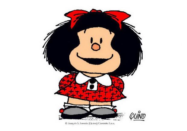 Mafalda, Quino, Deus Me Livro