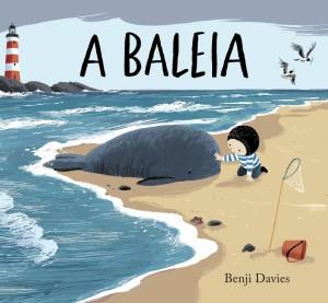 A Baleia, Orfeu Negro, Benji Davies, Deus Me Livro