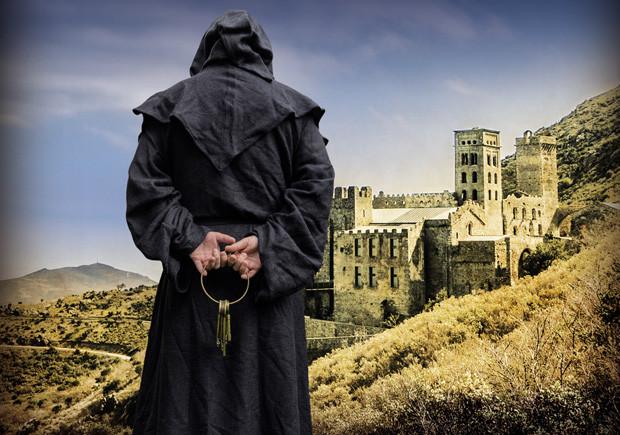 A Abadia dos Cem Pecados, Clube do Autor, Deus Me Livro, Marcello Simoni