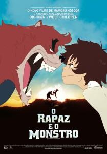 Monstra – Festival de Animação de Lisboa, O Rapaz e o Monstro, Mamoru Hosoda, Deus Me Livro