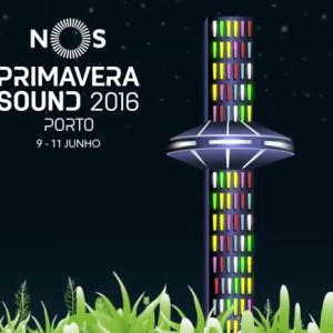 NOS Primavera Sound 2016, NOS Primavera Sound, Deus Me Livro
