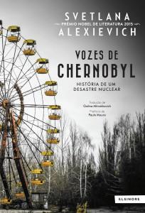Vozes de Chernobyl, Elsinore, Svetlana Alexievich, Deus Me Livro