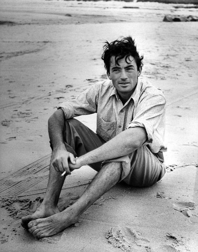 Gregory Peck, Deus Me Livro