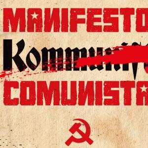 Manifesto Comunista, Karl Marx, Friedrich Engels, Manuel S. Fonseca,Guerra & Paz,Deus Me Livro