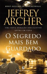 O Segredo Mais Bem Guardado, Bertrand, Deus Me Livro, Jeffrey Archer