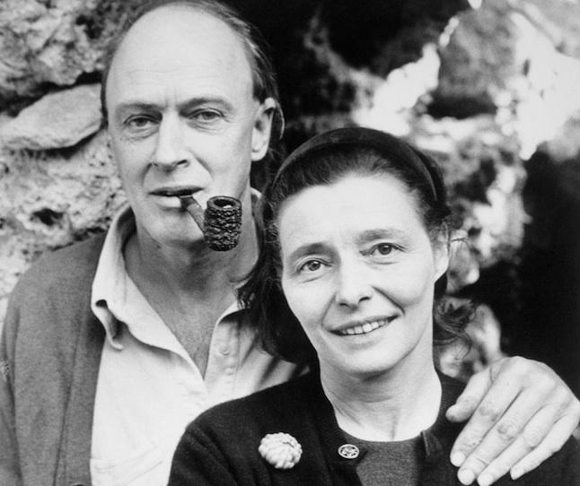 Roald Dahl, Deus Me Livro