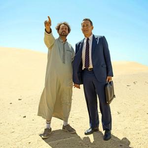 Um Negócio das Arábias, Tom Hanks, Tom Twyker, Deus Me Livro