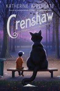 Crenshaw, Booksmile, Katherine Applegate, Deus Me Livro