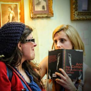 Noite da Literatura Europeia 2016, Deus Me Livro
