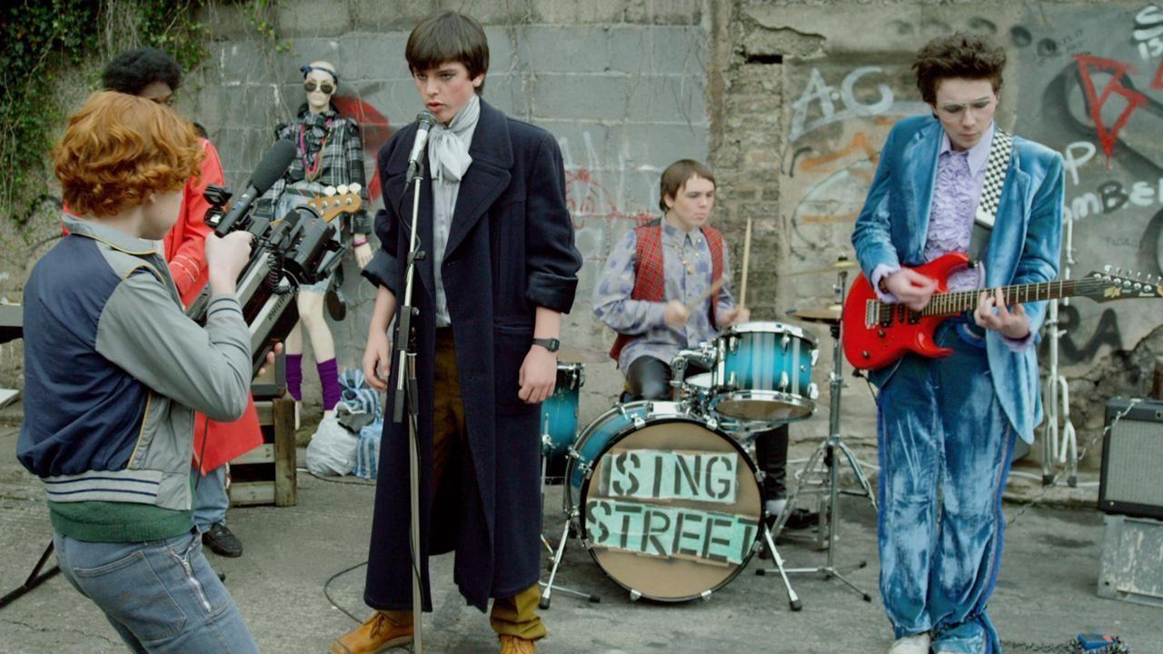 Sing Street, John Carney, Deus Me Livro